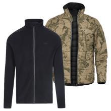 Fleece og liner jakker