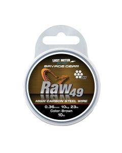 Savage Gear RAW 49 Wire