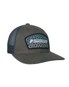 Sage Patch Trucker Green - Cap