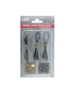 Abu Garcia - Wire og hægter sortiment