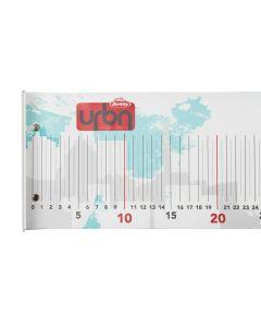 Berkley URBN Measure Mat - Målebånd 100 cm