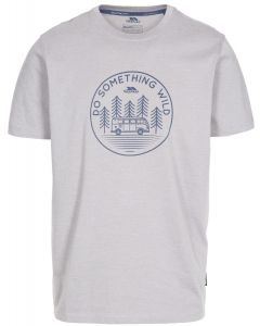 Trespass Bothesford Quick Dry T-shirt - Grå