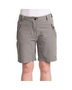 Trespas Brooksy Dame Shorts - Storm Grey