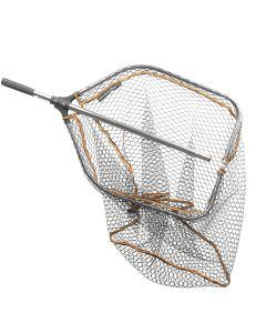 Savage gear - Pro Folding Rubber L Mesh Landing Net