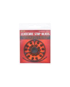 ESP Leadcore Stop Beads - 10 par