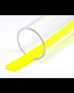 FutureFly Rør - 1.8mm - FL. Yellow/Chartreuse/Trans