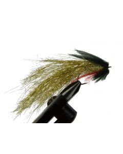 Tinsel Fly Gold #8 - Unique Flies