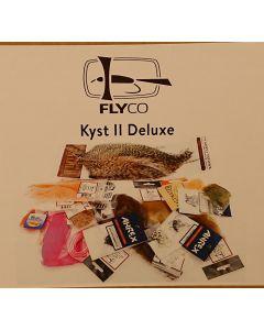 FlyCo Kyst-Fluer 2 Deluxe- Fluebindingsæt