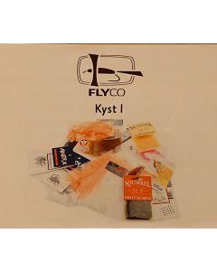 FlyCo Kyst-Fluer - Fluebindingsæt