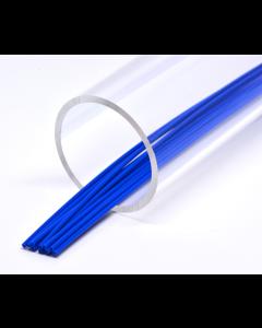 FutureFly Rør - 3 mm - Blue - Soft