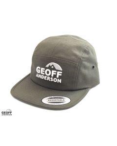 Geoff Anderson Flexfit Jockey Cap - Green