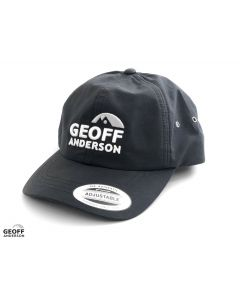 Geoff Anderson Flexfit Water Resistant Cap - Blue