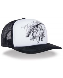 Guideline Angry Trout Retro Trucker Cap