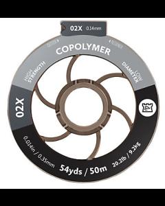 Hardy Copolymer Tippet spole - 50m