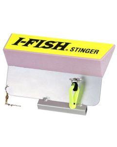 I-Fish Stinger Junior - Dobbeltsidet Paravane