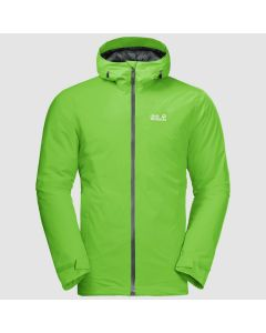 Jack Wolfskin Argon Storm jakke - Leaf Green