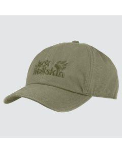 Jack Wolfskin Baseball Cap - Khaki
