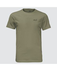 Jack Wolfskin Essential T-shirt - Khaki