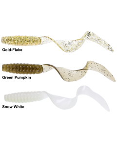 Super Twister Gummidyr - 7 cm