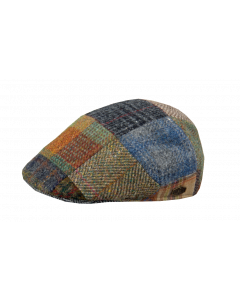 MJM Sixpence Country Harris Tweed Patch - Herre model