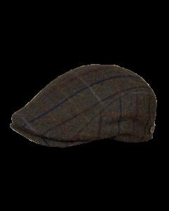 MJM Sixpence Daffy-3 Wool/Cashmere - Dark Green - Herre model