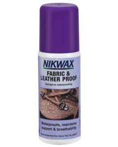 Nikwax Stof og Læder Fodtøjs Imprægnering - 125 ml.