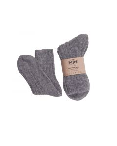 MJM Nordico Short WoolIAlpaca - Grå
