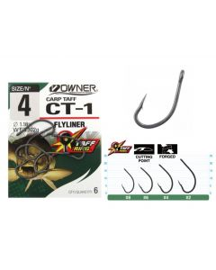 Owner Carp Taff kroge - CT-1