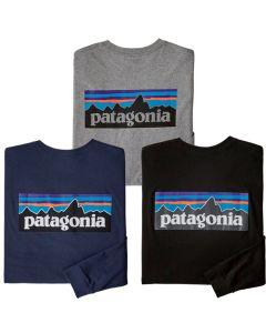 Patagonia Langærmede P-6 Logo Responsibili-Tee®