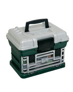 Plano Grejkasse m. løse kasser - Model 1362 Rack System