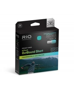 RIO InTouch OutBound Short WF/S1 - Freshwater & Saltwater