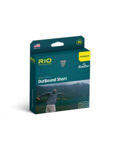 Rio Premier OutBound Short 3D Flydende - SlickCast