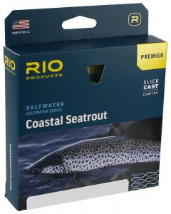 RIO Premier Coastal Seatrout SlickCast F/S1 - WF line