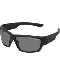 Savage Gear Solbriller Flydende Polarized - Dark Grey