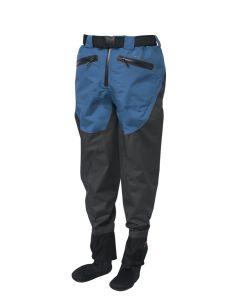 Scierra Helmsdale 20.000 Buksewaders m. Stockingfoot - Blue/Grey