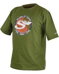 Scierra Logo T-shirt - Grøn