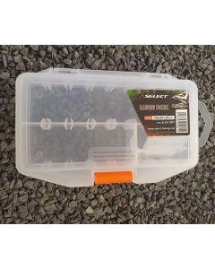 Select Fishing - Grejbox - 136 x 84 x 30mm