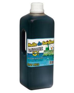 Sensas Sardine Olie - 1 liter