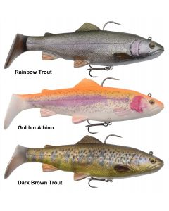 Savage Gear 4D Trout Rattle Shad MS - 17cm - 80g