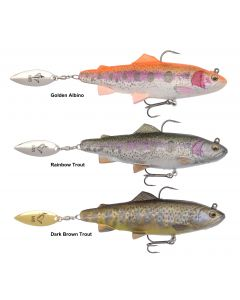 Savage Gear 4D Spin Shad Trout MS - 11cm - 40g
