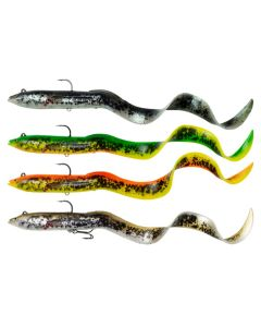 SG Real Eel 4D Ready To Fish - 30cm 80g