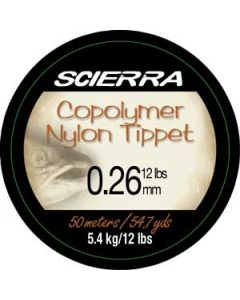 Scierra Tactical Tippet Material - 50 meter