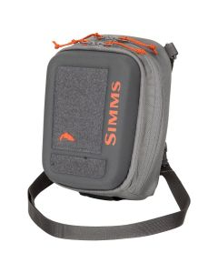 Simms Freestone Chest Pack - Pewter