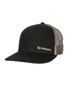 Simms ID Trucker Cap - Riparian Camo