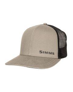 Simms ID Trucker Cap - Tan