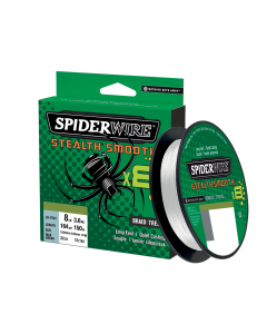 SpiderWire Stealth Smooth 8 Braid - Translucent -150m - 2021