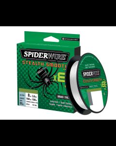 SpiderWire Stealth Smooth 8 Braid - Translucent -300m - 2021