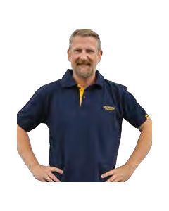 Sportex Polo trøje - Navy
