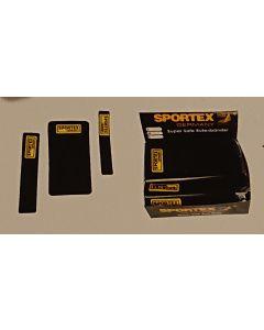 Sportex Super safe Rutenbänder - Stang velcro-bånd