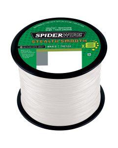 Spiderwire Smooth 8 - Translucent - Bulk 3.000m - 0,35mm/40,8kg